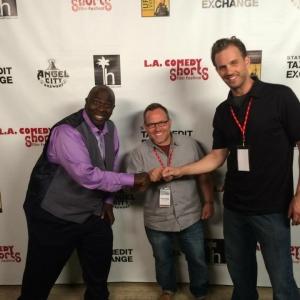 Gary Anthony Williams & John Schwert, LA Comedy Shorts Festival
